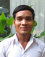 Roeun Chrok (Learing center Coordinator, Takam)